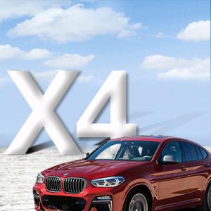 BMW X4-serie G02