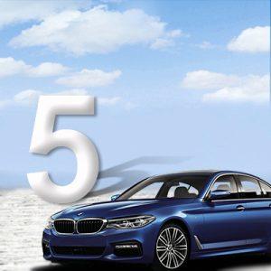 BMW 5-serie G50/G30/G31/G38