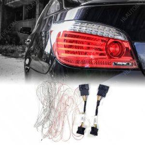 Originele BMW Kabelset Facelift Achterlichten BMW E60