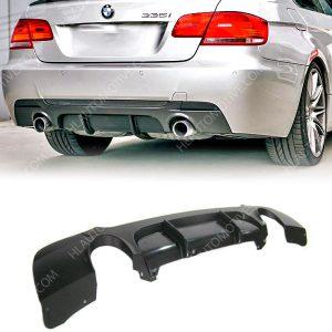 M-Performance 335 Diffuser BMW E92 E93 Mat Zwart
