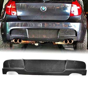Carbon M Diffuser BMW E81 E82 E87 E88 M135i