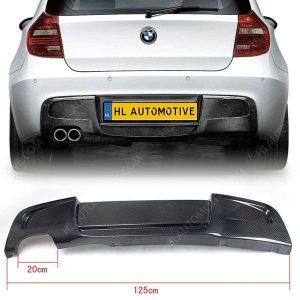 Carbon M Diffuser BMW E81 E87 V2