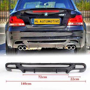 Carbon M Diffuser BMW E82 E88 M135i