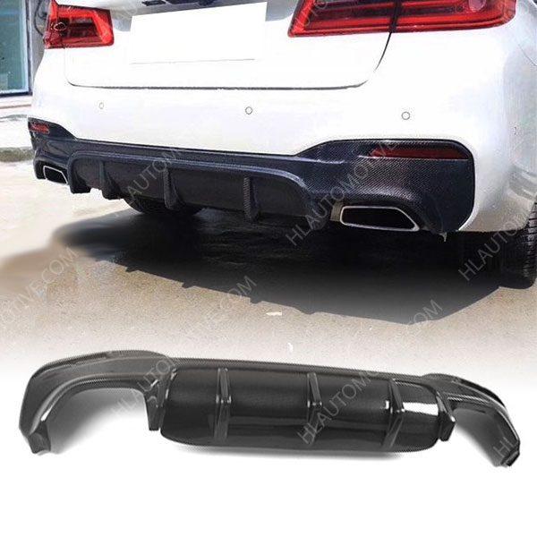 Carbon M Diffuser BMW G30 G31 V2