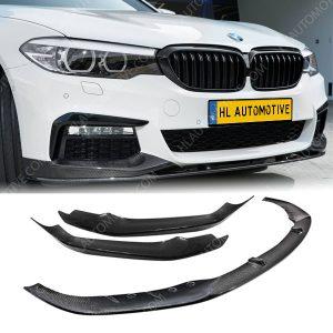 Carbon M Performance Frontlip BMW G30 G31 V1