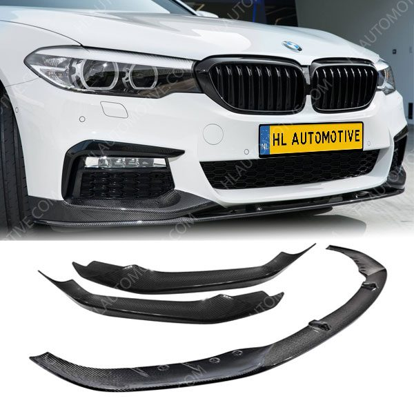 Carbon M Performance Frontlip BMW G30 G31 V1