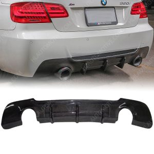 Carbon M Performance Diffuser BMW E92 E93
