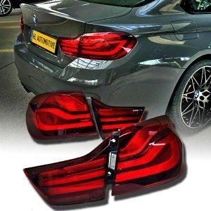LCI Black line Achterlichten BMW F32 F33 F36 F83 M4