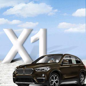 BMW X1-serie E84/F48