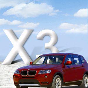 BMW X3-serie E83