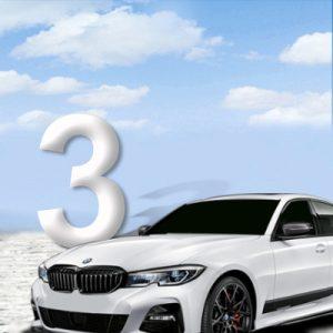 BMW 3-serie G20