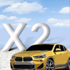 BMW X2-serie F39