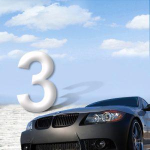 BMW 3-serie E90/91/92/93