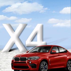 BMW X4-serie F26