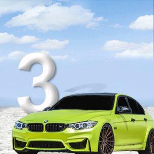 BMW 3-serie F80/F82/F83