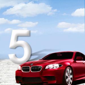 BMW 5-SERIE F10