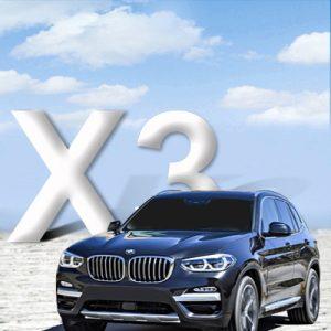 BMW X3 F25 12-17
