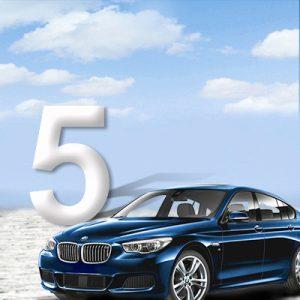 BMW 5-serie GT F07