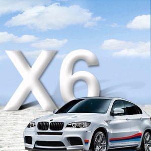 BMW X6-serie E71/E72