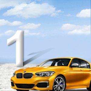 BMW 1-serie F20-F21