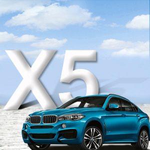 BMW X5-serie F15