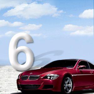 BMW 6- serie E63 E64